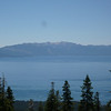 The Heavenly Valley ski resort on the other (south) side of Lake Tahoe.