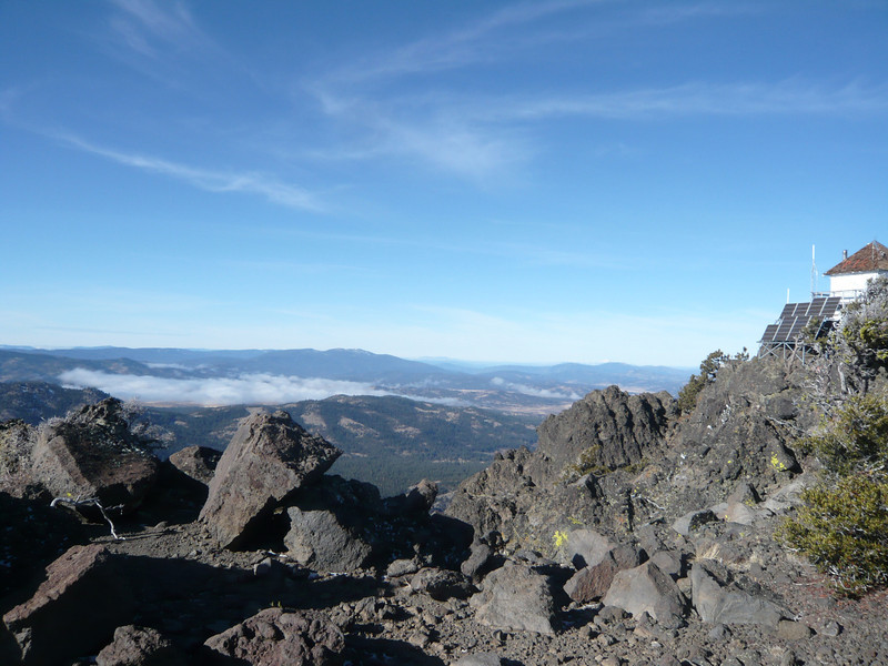 View to northwest.