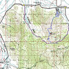 Pt. 6815 is in Tahoe National Forest, south of Highway 49 between Sierraville and Loyalton. To get there from Sierraville, take Hwy 49 east and turn right onto Antelope Valley Road (easy 2WD dirt road shown in purple above). Follow this road until you are almost due south of the summit at 39.61949N, 120.26171W. Hike up the rather steep 4x4 road that is shown in blue. When you reach the ridge top, bushwhack your way eastward up to the summit.<br /> <br /> From Loyalton, you can instead take the paved Smithneck Road southward toward Stampede Reservoir, turn onto Antelope Valley Road (it is paved for a short distance on this end), and proceed to the 4x4 road that way. The maps and aerial photos show the 4x4 road continuing northward past the summit and down to Hwy 49, but I haven't been on it.