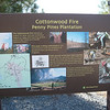 "Pt. 6815 was along the edge of the Cottonwood Fire which burned 46,800 acres in this area back in 1994. This sign is at Bear Valley Campground and I took this photo last summer when I was activating nearby Pt. 7282 (W6/NS-226). See <a href=""http://www.grizzlyguy.com/HamRadio/SOTA-Activation10142012-Pt"">my activation report </a> and especially <a href=""http://www.grizzlyguy.com/HamRadio/SOTA-Pt7282-W6NS226-2013""> this report from a later activation (includes maps) </a> for more info on that one."