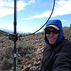 I went with the Alexloop because I was doing two summits on this day, the Alexloop is easy to setup and tear down, and it had performed well the day before up on Verdi Peak (including my first ever summit-to-summit QSO with an activator in Europe).