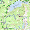 Topo map of area.