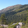 """Signal Peak is on Red Mountain, in Tahoe National Forest near Interstate 80 and north of Cisco Grove, CA. It is accessed via the rough Rattlesnake Road (4WD strongly recommended), and the first 5.5 miles of the drive are the same as for Sand Ridge W6/NS-155 (<a href=""""http://www.grizzlyguy.com/HamRadio/SOTA-SandRidge-W6NS155-2013"""">see my activation album from a few weeks ago</a>)."""