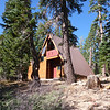 The Sierra Club's Bradley Hut.