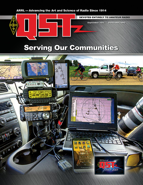 September 2015 QST - Radio Stack