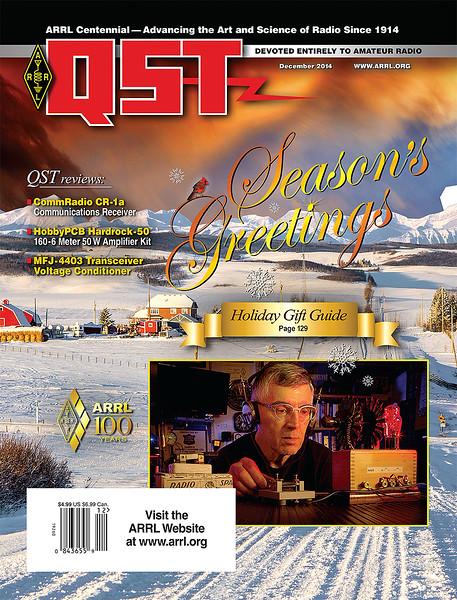 QST 2014 Dec Cover - Southern Alberta