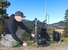 Portable HF Operations on the Ridge