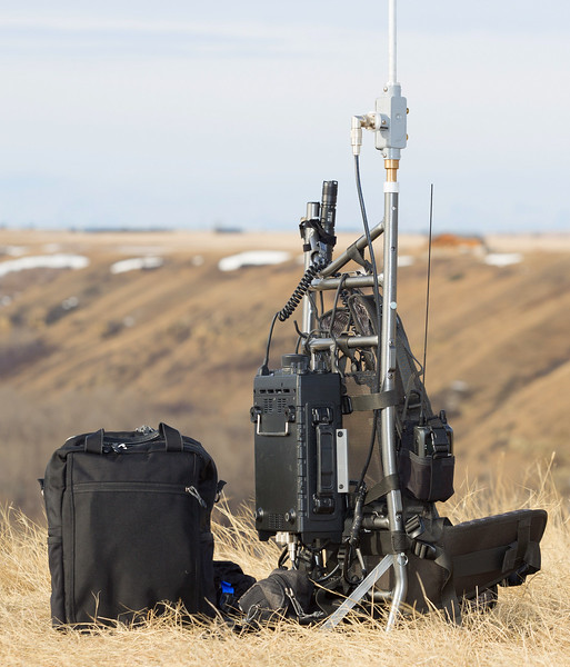 Manpack Communications System