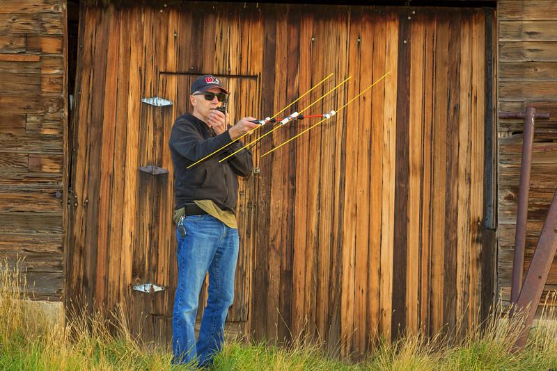 Take-Down Yagi on the Range