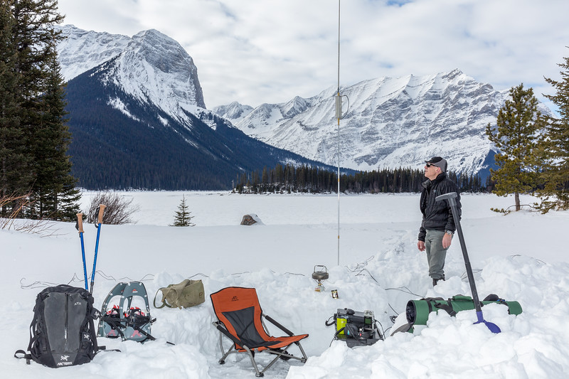 Kananaskis Country Field OPS