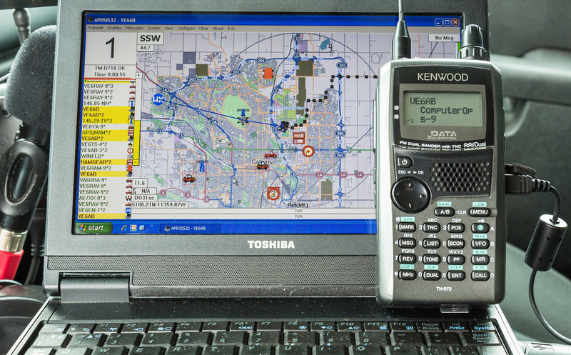 APRS Portable Communications