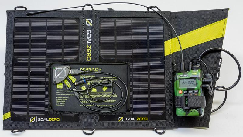 Solar Charging Management