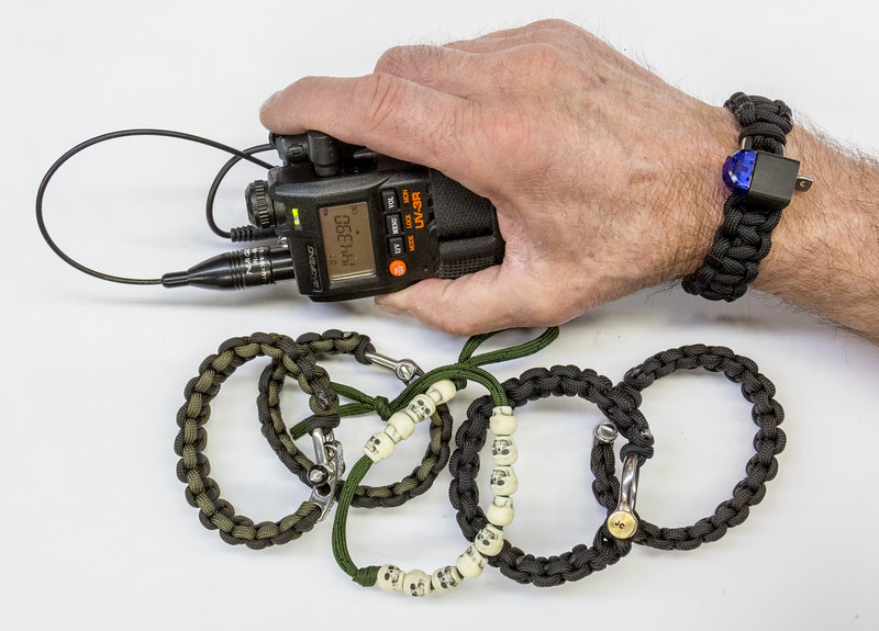 APRS Device's, Thumb Drive's and Survival Bracelets