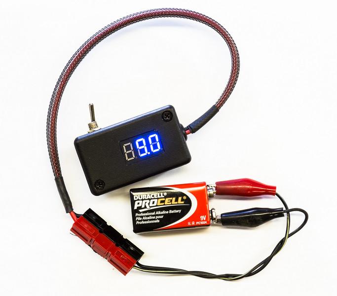 Smart Voltage Meter