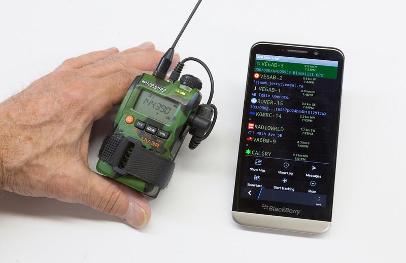 APRS Bi-Directional Messaging