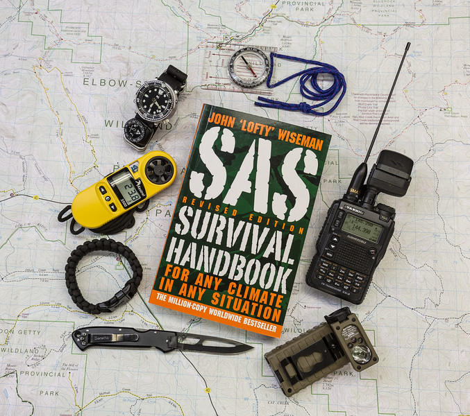 Survival - Will To Live - Knowledge - Kit