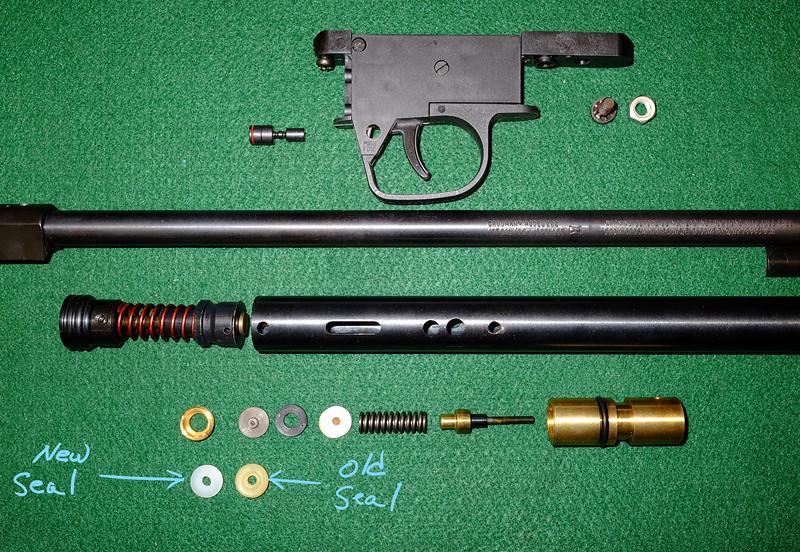 Air Gun Repair