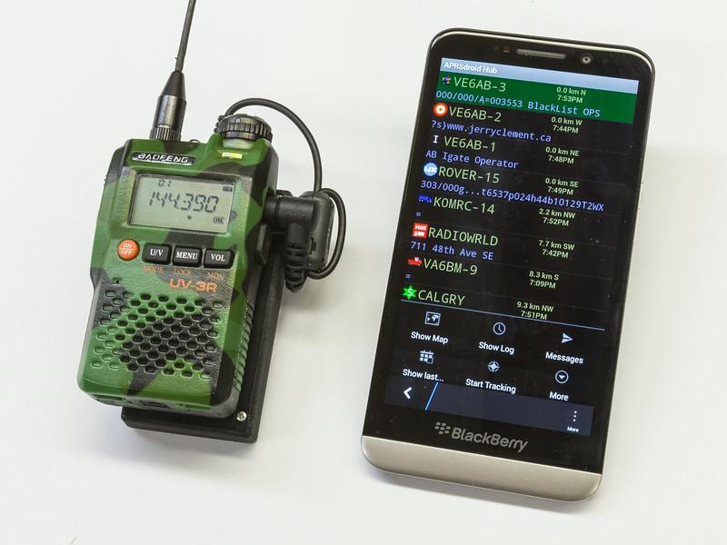 APRS Near Field Communications - (NFC)