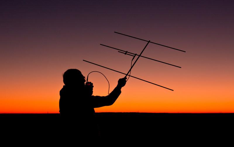 Antenna Werks - First Light Contact