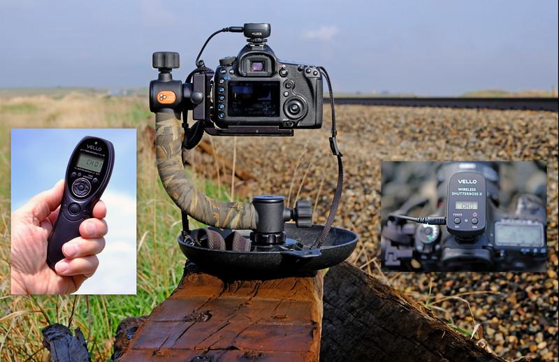 Remote Camera Controller