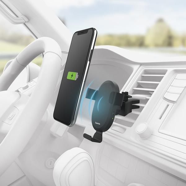 "Hama ""QI-FC10C"" Wireless Car Charger"