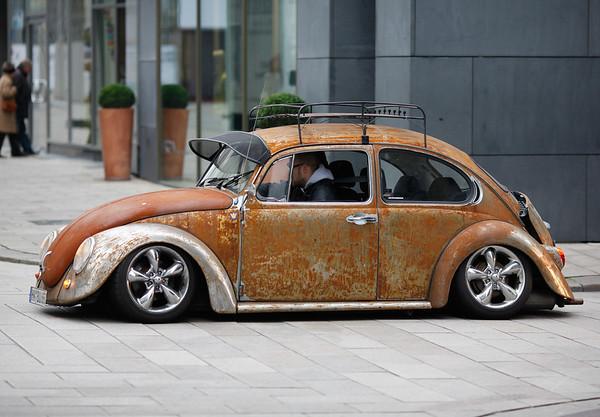Volkswagen Käfer in Hamburg