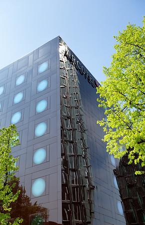 Fassade Arcohotel Hamburg