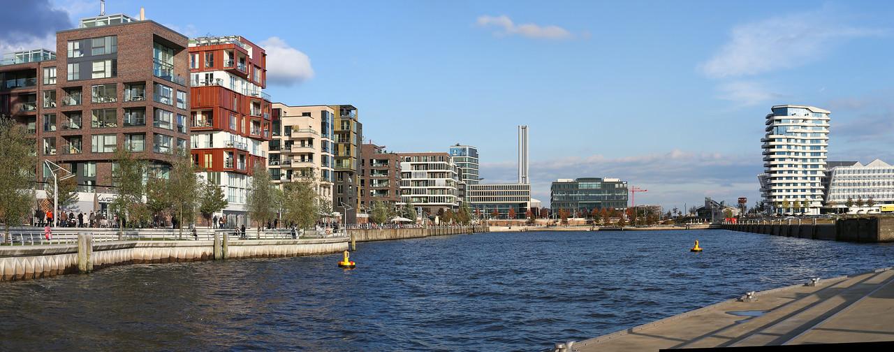 Grasbrookhafen HafenCity