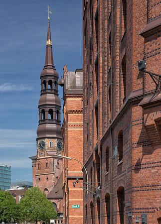 Sankt Katharinenkirche Speicherstadt