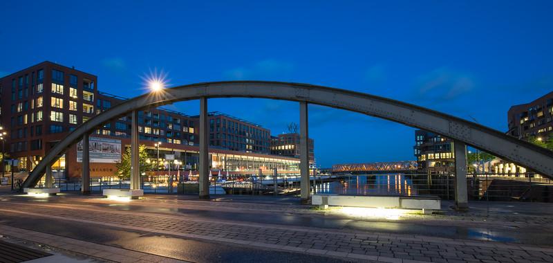 HafenCity Elbearkaden Hamburg