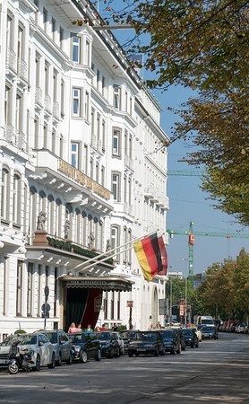 Hotel 4 Jahreszeiten Hamburg