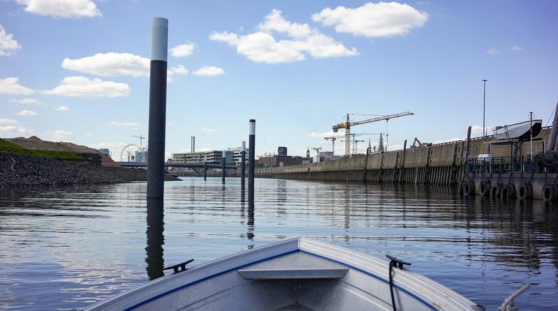 Baakenhafen Baustelle