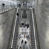 Copenhagen Metro System, no adverts!
