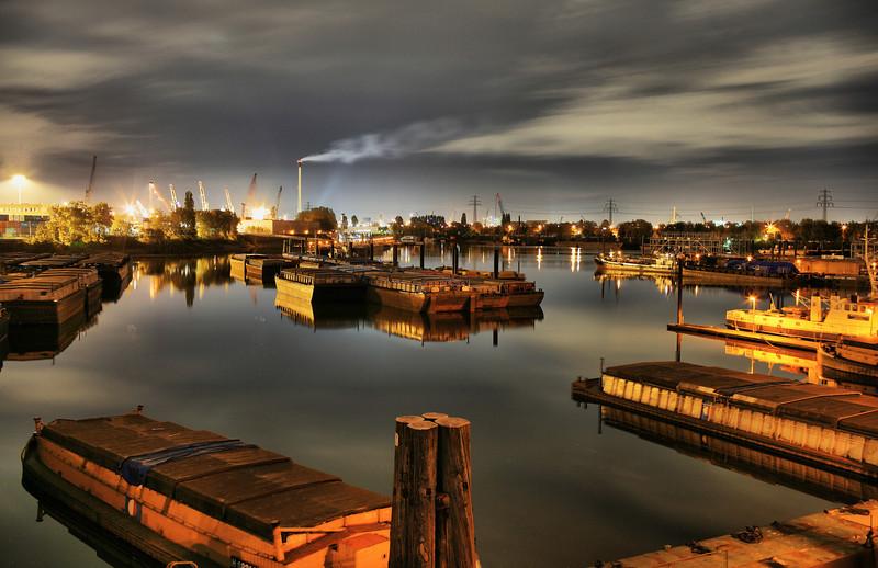 2013-08-12 09:45 | Travehafen Hamburg | Hafen | Bild Nr.: hdrtest2-m-Andreas-Vallbracht