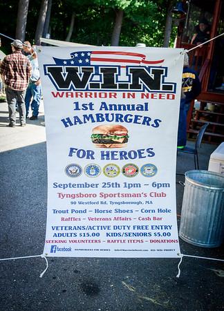 Hamburgers for Heroes