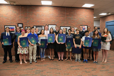 Hamden Salute to Young Artists 2017