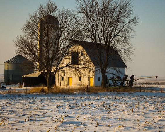 Hamilton  Barn 1