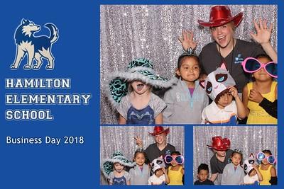 Hamilton Elementary Business Day