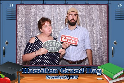 Hamilton Elementary Grand Day