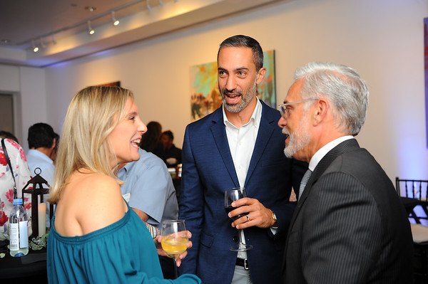 Hamilton Ocean Bank Sponsor Reception at Arsht