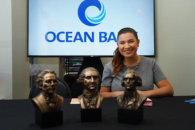 Hamilton Ocean Bank Sponsor Reception at Arsht