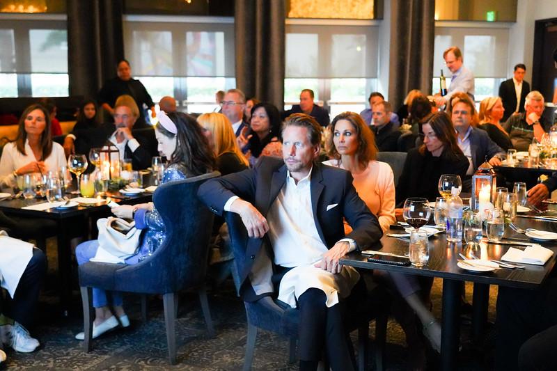 Hamilton Reception at Brava Arsht