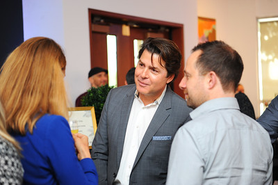 Hamilton Ultimate SoftwareSponsor Reception at Arsht