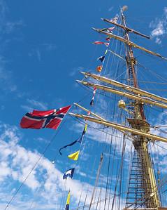 SS SØRLANDET, Norway