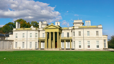 Dundurn Castle National Historic Site of Canada