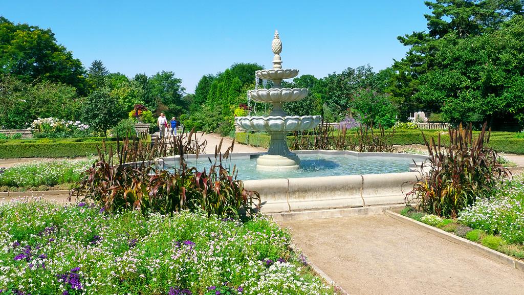 Scented Garden Fountain 2010