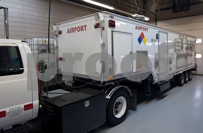 CVG #1 Decon-100 Ford F-650 Team Decon Trailer aaaa