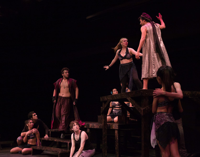 SMC Theatre Production of Oedipus