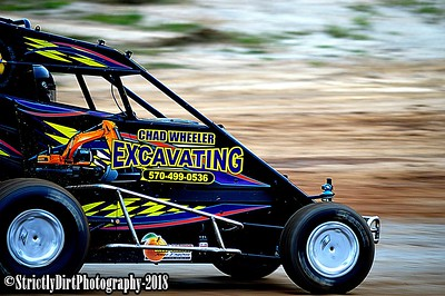 Hamlin Speedway 07.14.18 Chloe