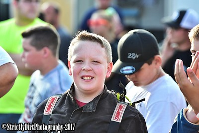 Hamlin Speedway 08.26.17